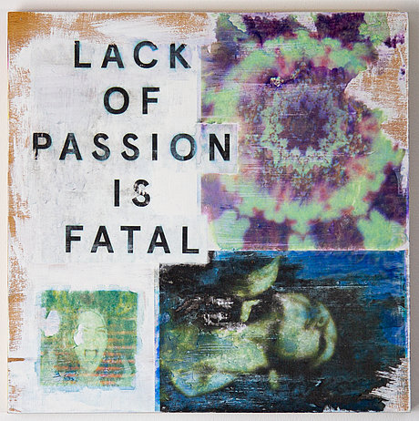 Lack of Passion is fatal, Blumenfraktal